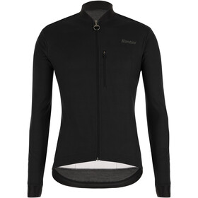 Santini Adapt Winter Jacket Men, black